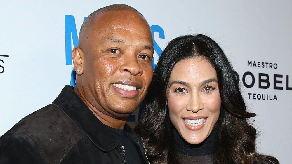 La esposa de Dr. Dre le pido 2 millones de dólares al mes