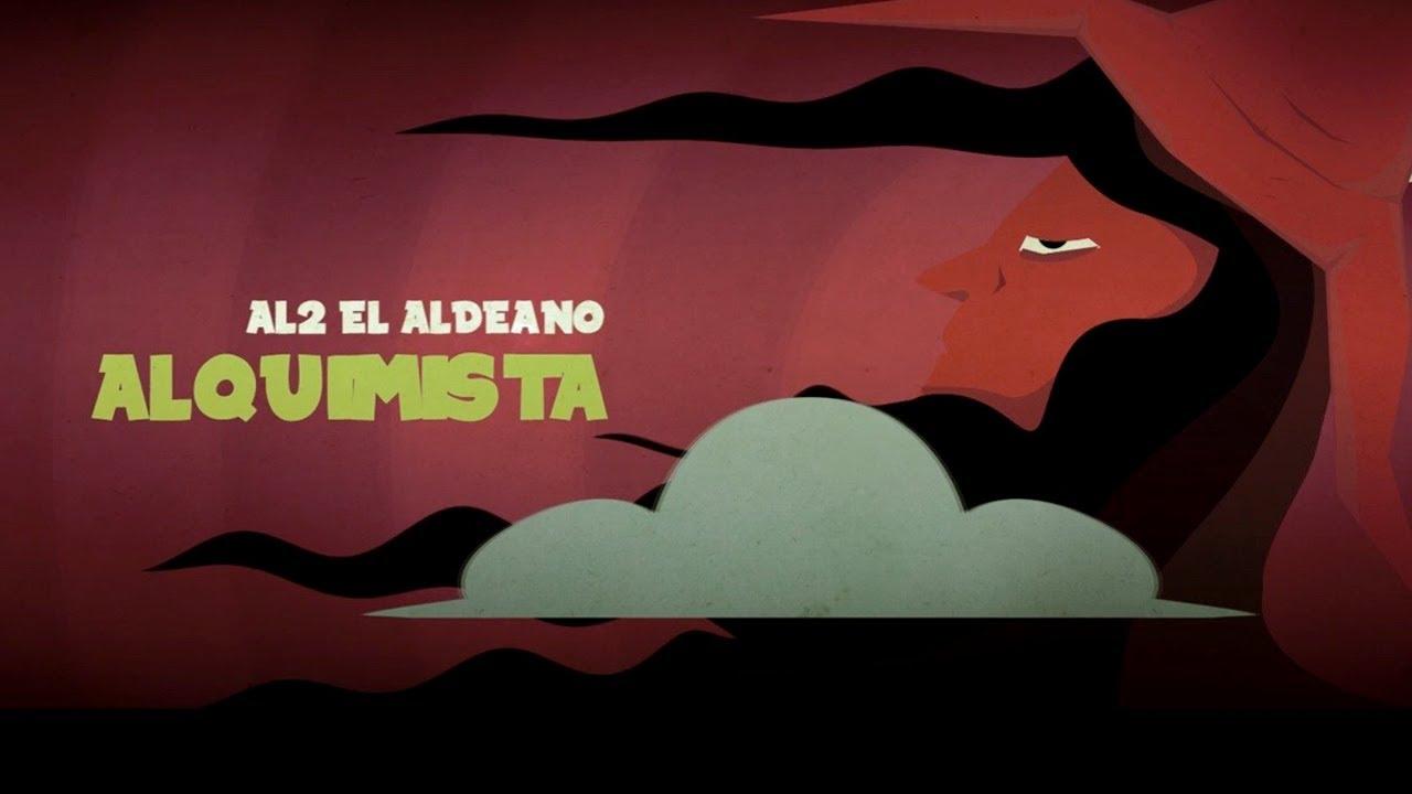 Al2 El Aldeano lanza este nuevo single titulado «Alquimista»