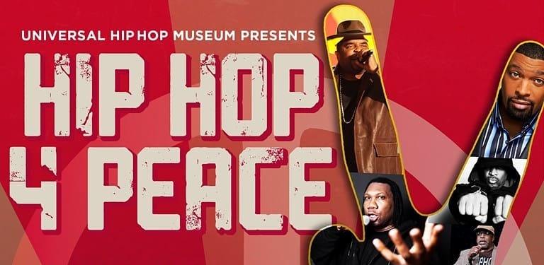 """Uno de los eventos más importantes del año, se llama """"HIP HOP 4 PEACE"""""""