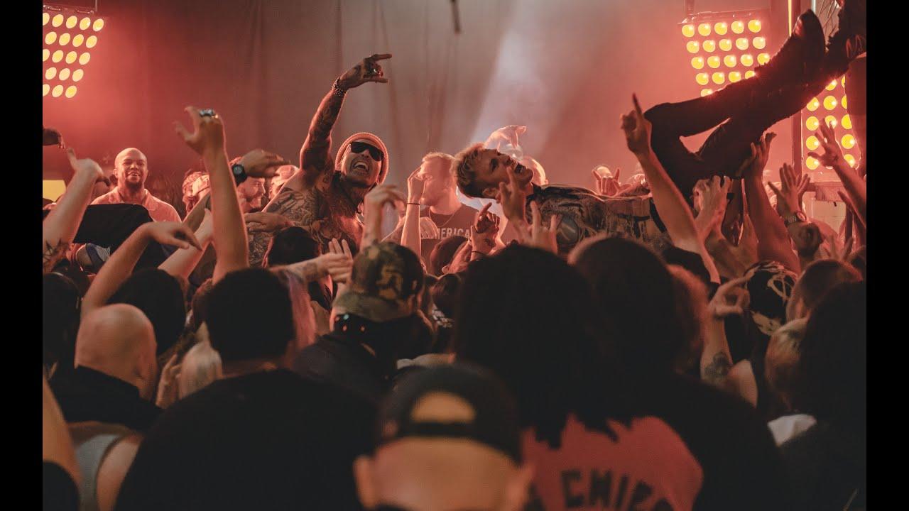 La piel de gallina con el nuevo clip de Yelawolf junto a Machine Gun Kelly y DJ Paul