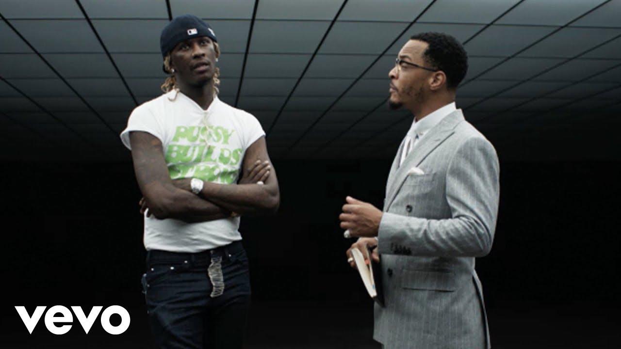 T.I. junto a Young Thug nos muestran el clip de «Ring»