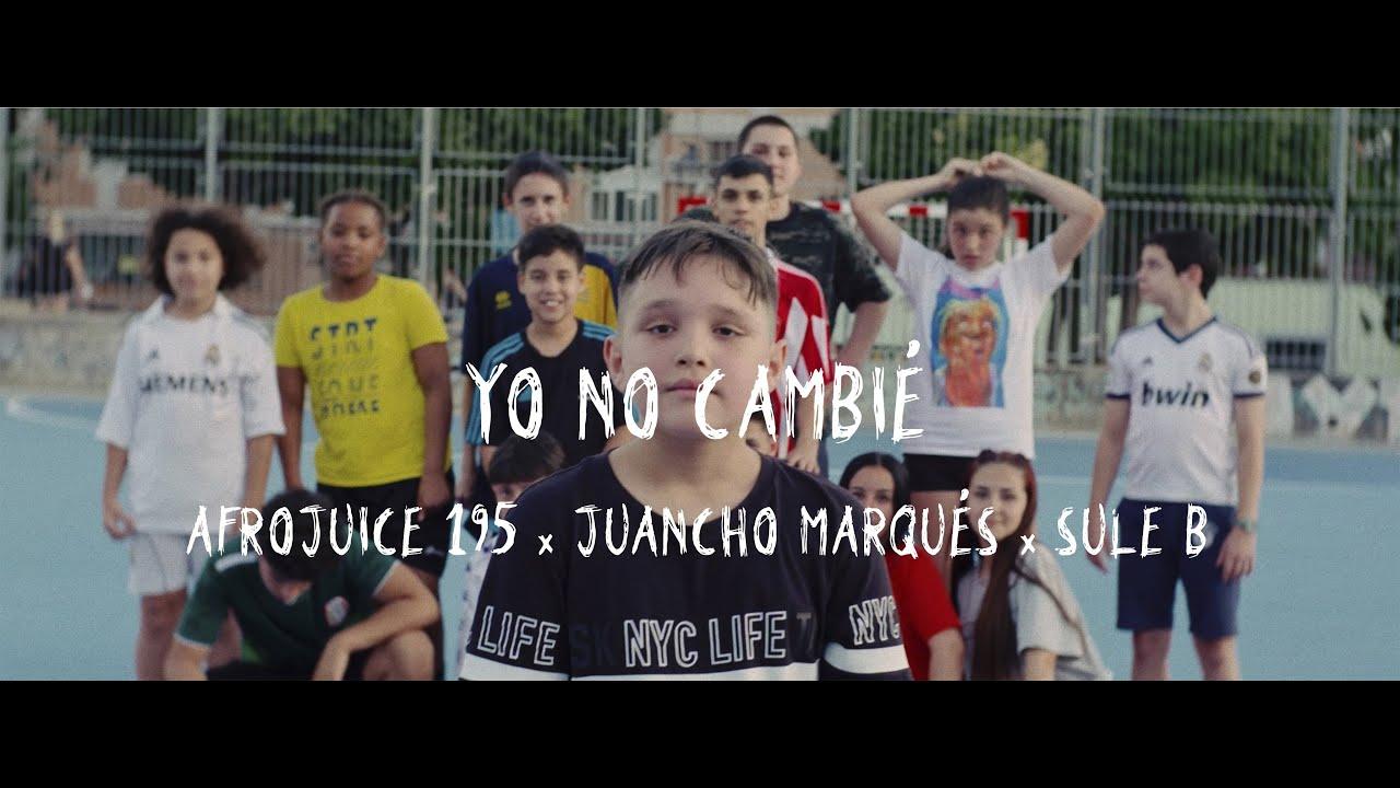 Afrojuice 195 se junta con Juancho Marqués y Sule B para presentar «Yo no cambié»