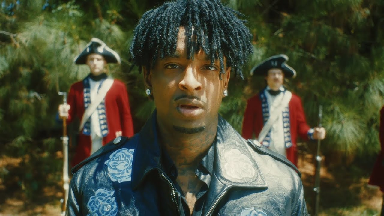 21 Savage y Metro Boomin publican el video de «My Dawg»