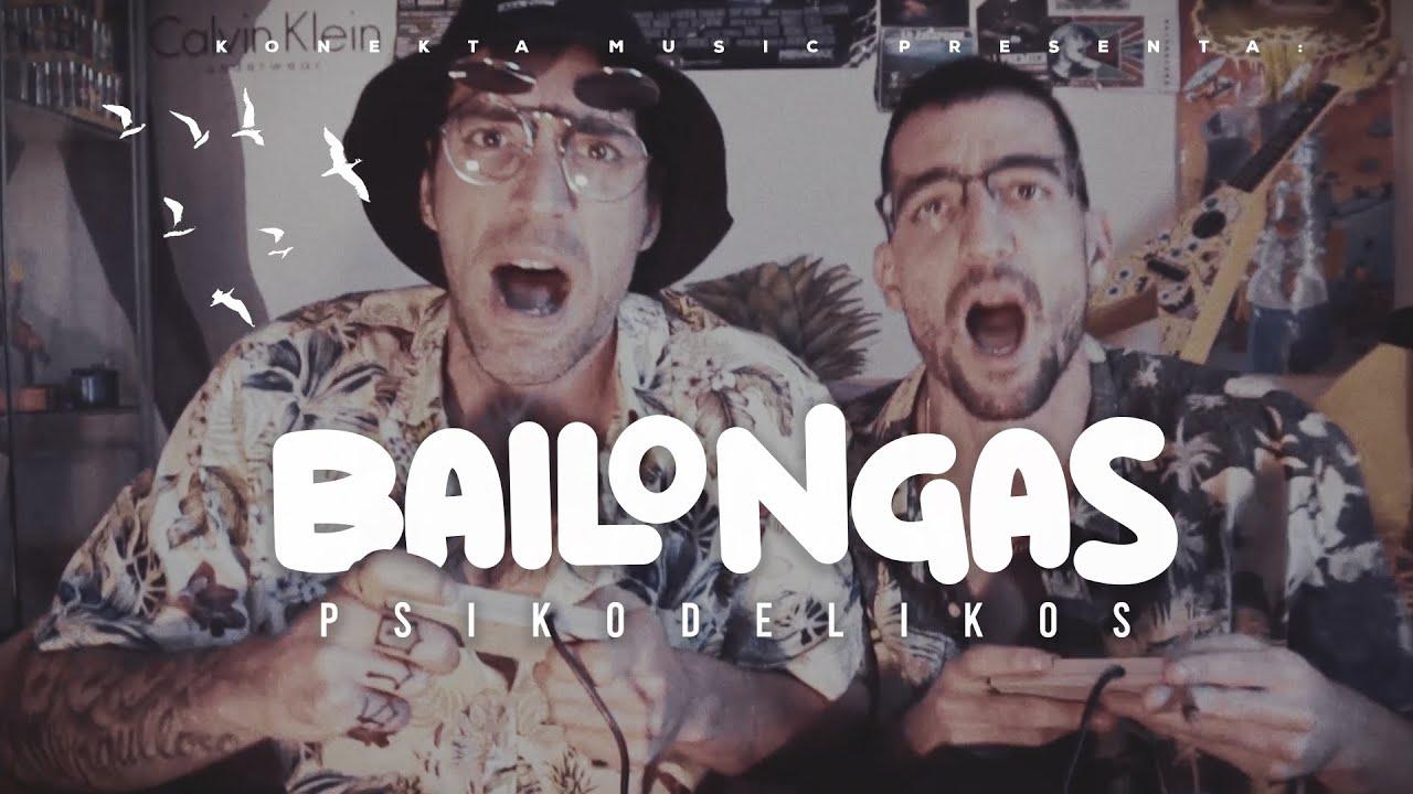 Psikodelikos lanza este nuevo clip titulado «Bailongas»