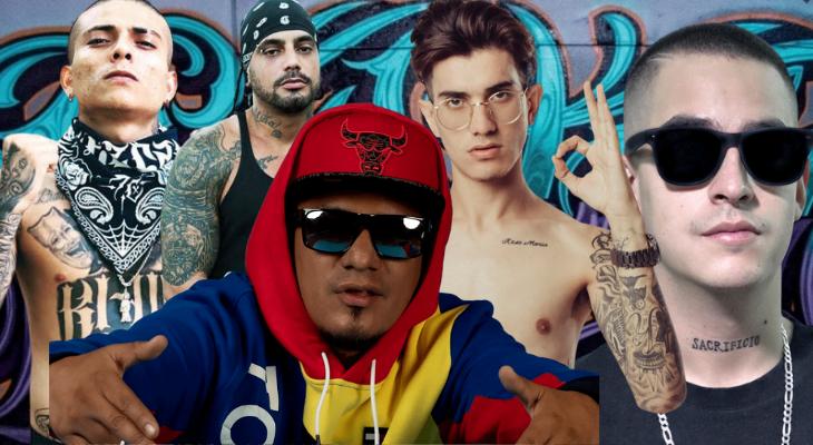 Esto es lo nuevo de Neto Peña, Robot95, Lil Wacho, Al2 El Aldeano, Achepe y más