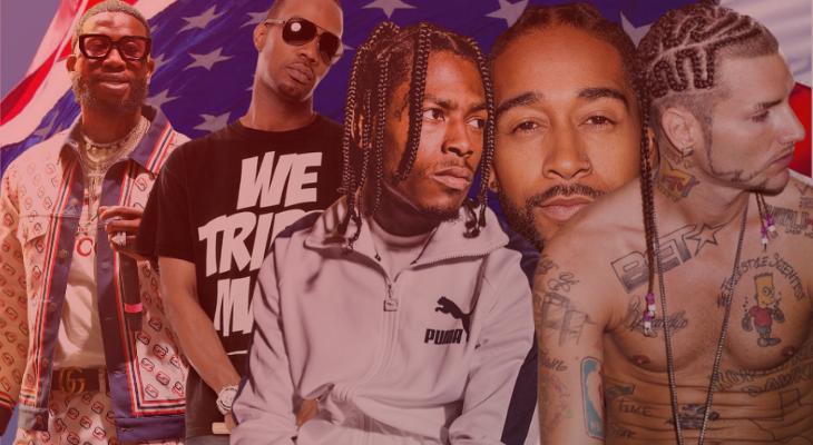 Lo nuevo de Snap Dogg, Riff Raff, Juicy J, Omarion y mucho más.