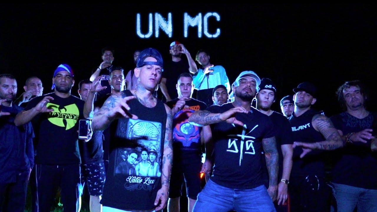 Al2 El Aldeano junto a Silvito El Libre lanzan su nuevo clip «Un MC»