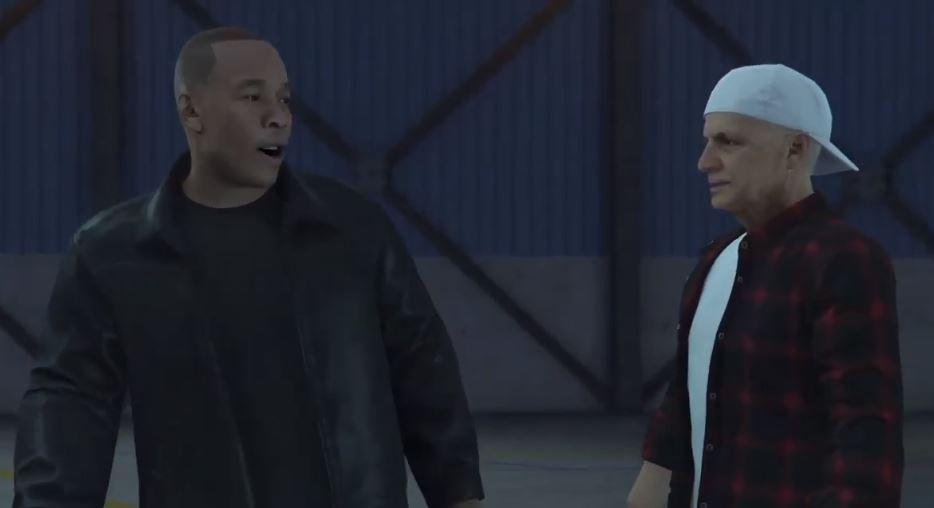 El Dr. Dre y Jimmy Lovine aparecen en la nueva actualización del 'GTA V'.