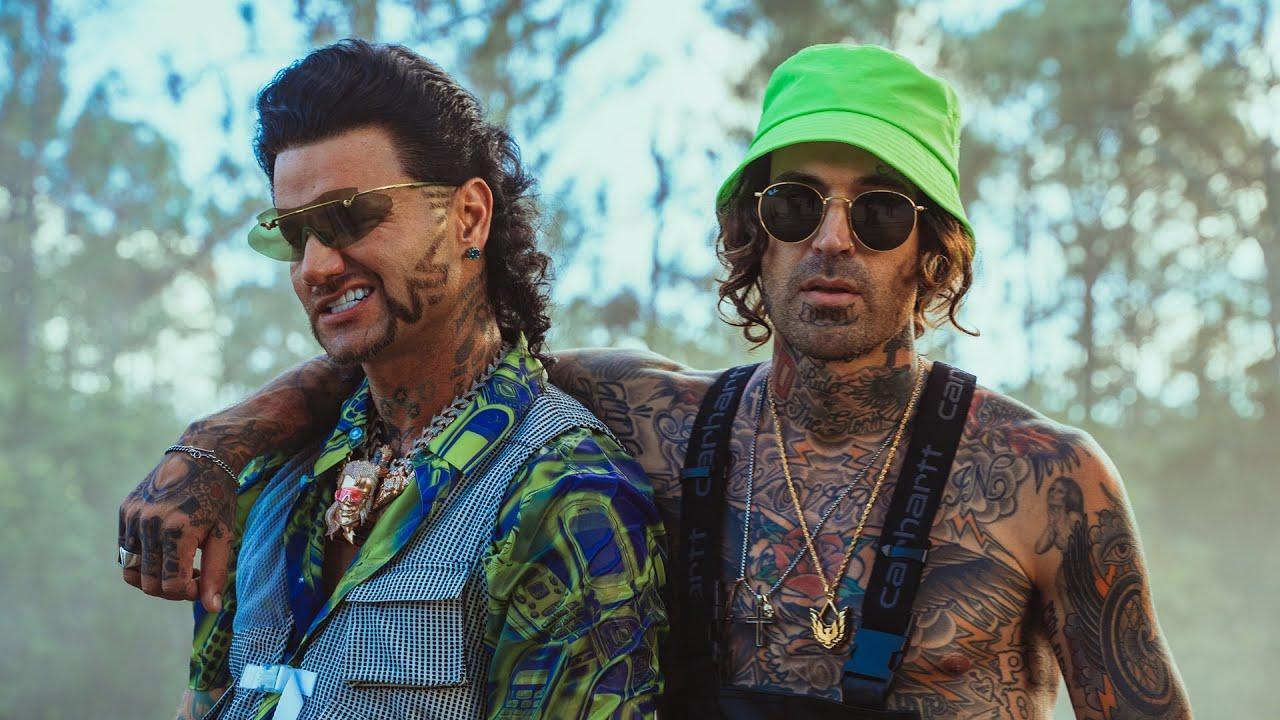 Riff Raff Ft Yelawolf & Ronny J – Million Dollar Mullet