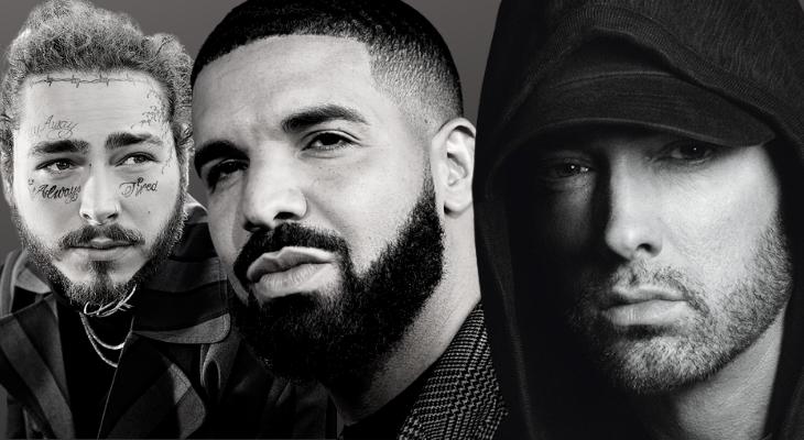 El rap dominó en los últimos 10 años