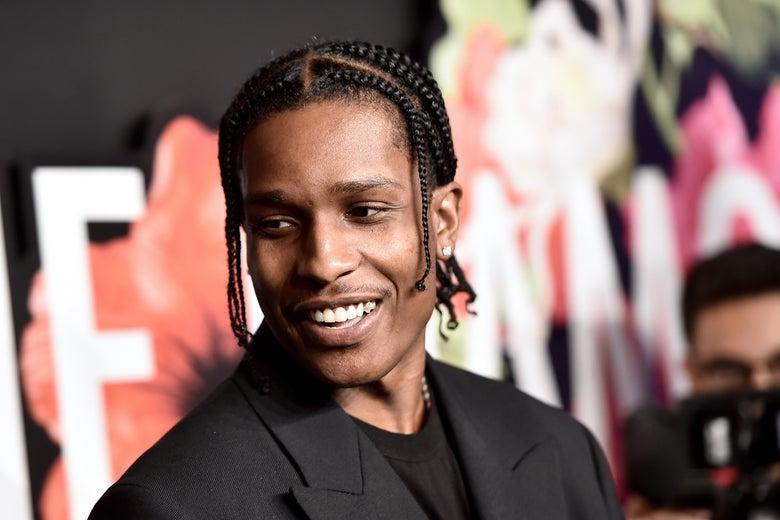 A$AP Rocky borra todo su contenido de Instagram