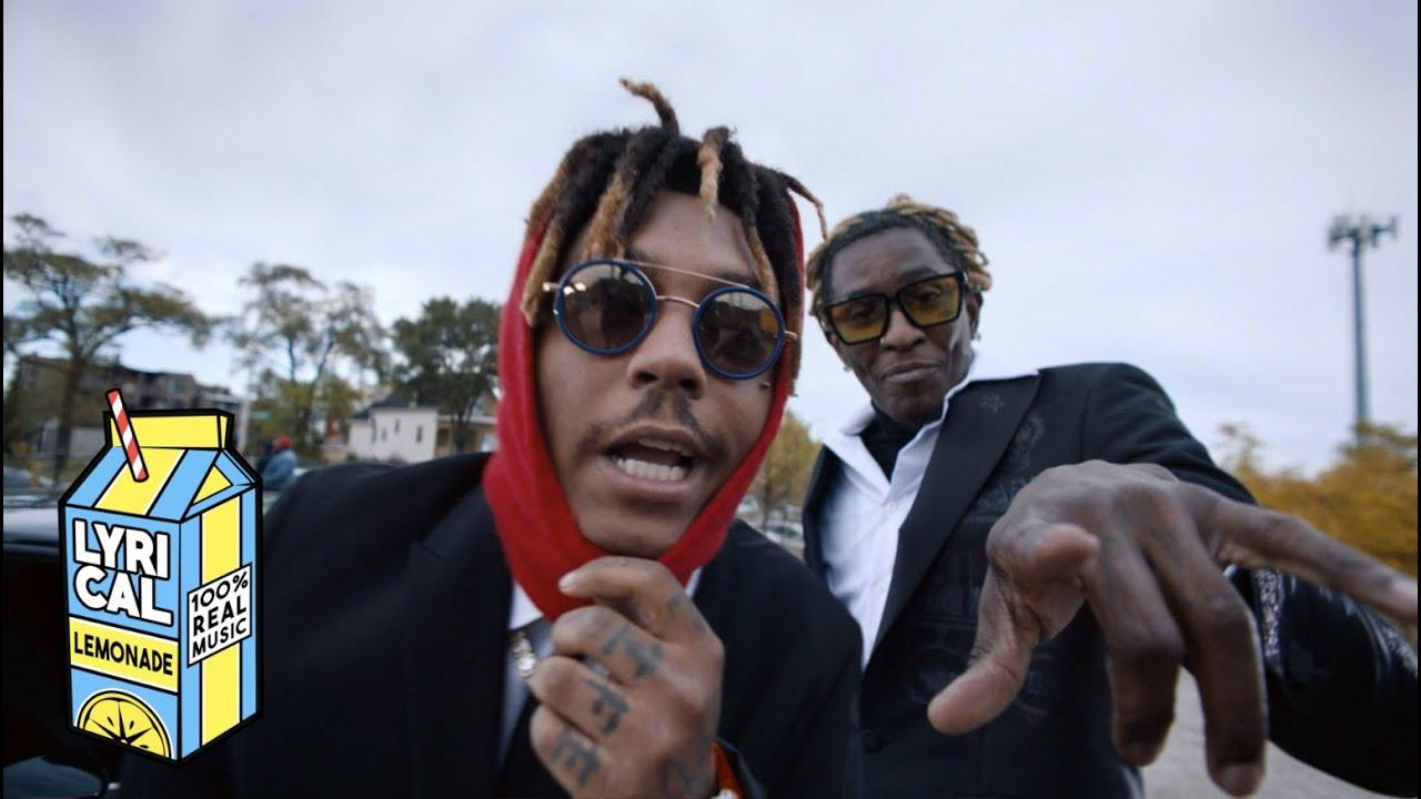 Juice WRLD Ft Young Thug – Bad Boy