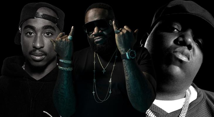 «Biggie y Tupac fueron los más influyentes en la historia del Hip Hop»
