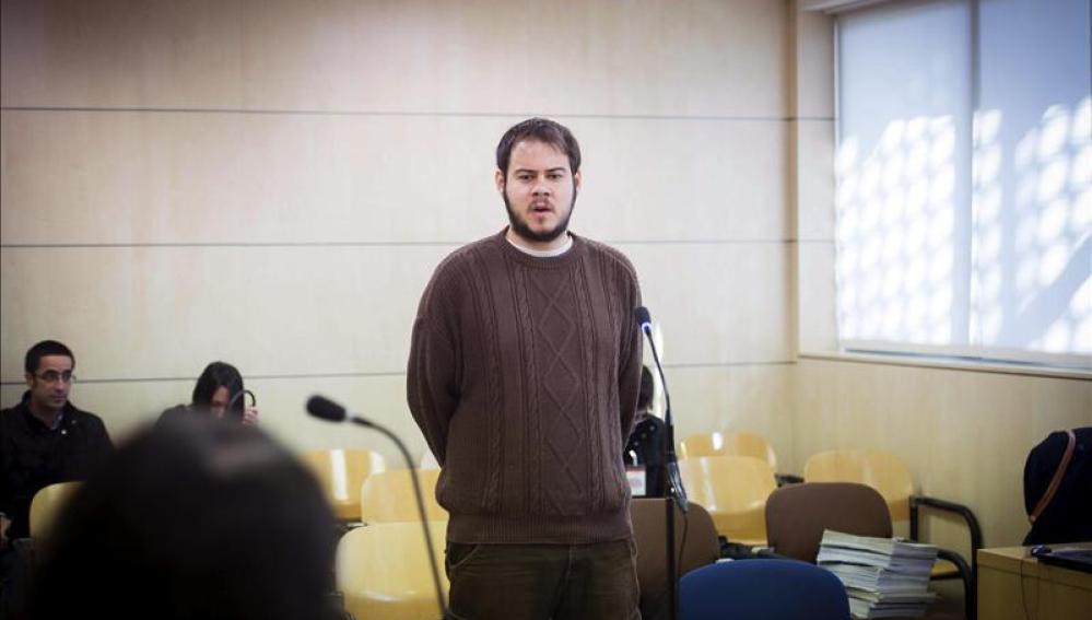 Pablo Hasel entrará en prisión por injurias a la corona