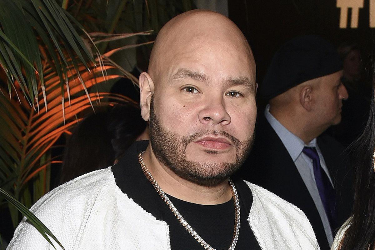 Fat Joe enseña una foto de joven y deja a todos sorprendidos