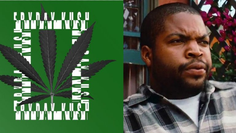 "Ice Cube lanza su línea de marihuana ""Fryday Kush"""