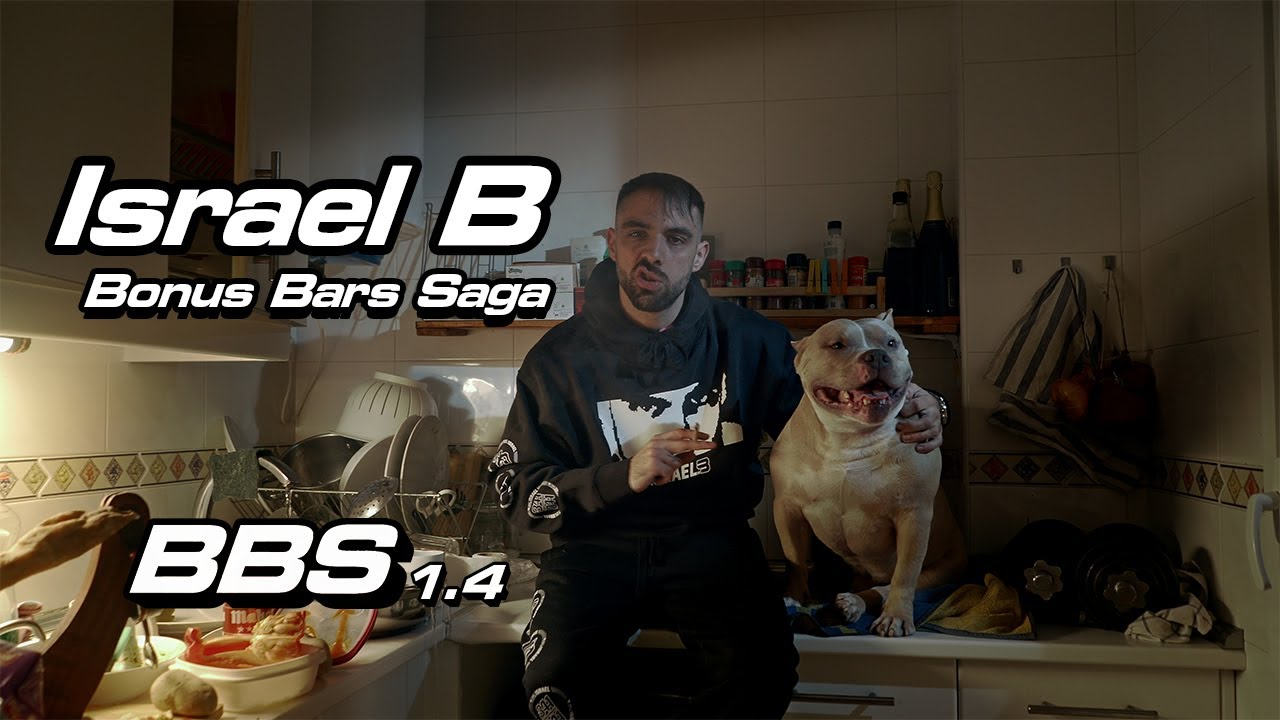 Israel B presenta su «bbs freestyle 1.4» (huellas)