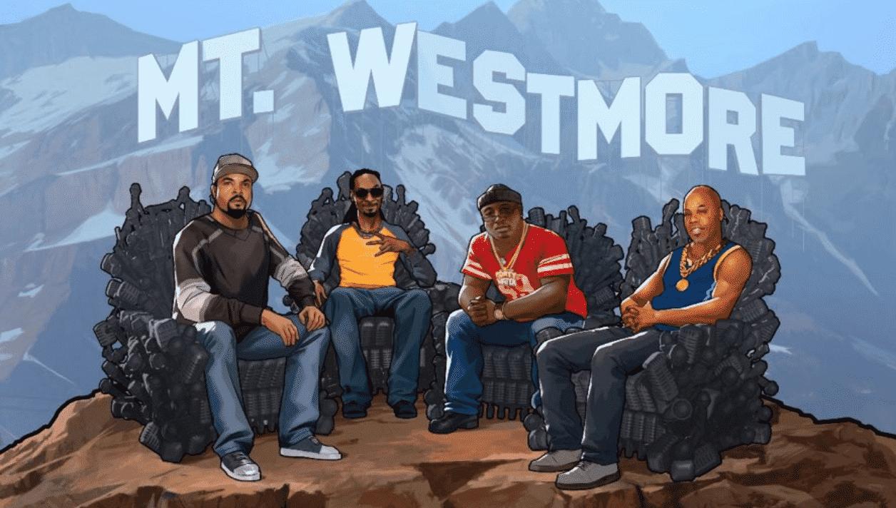 Snoop Dogg, Ice Cube, Too Short y E-40, lanzan el grupo MT. Westmore