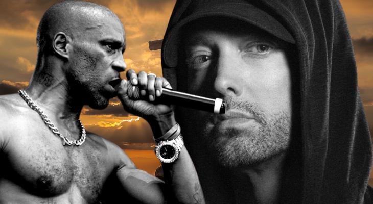 Eminem envía oraciones a DMX por su grave estado