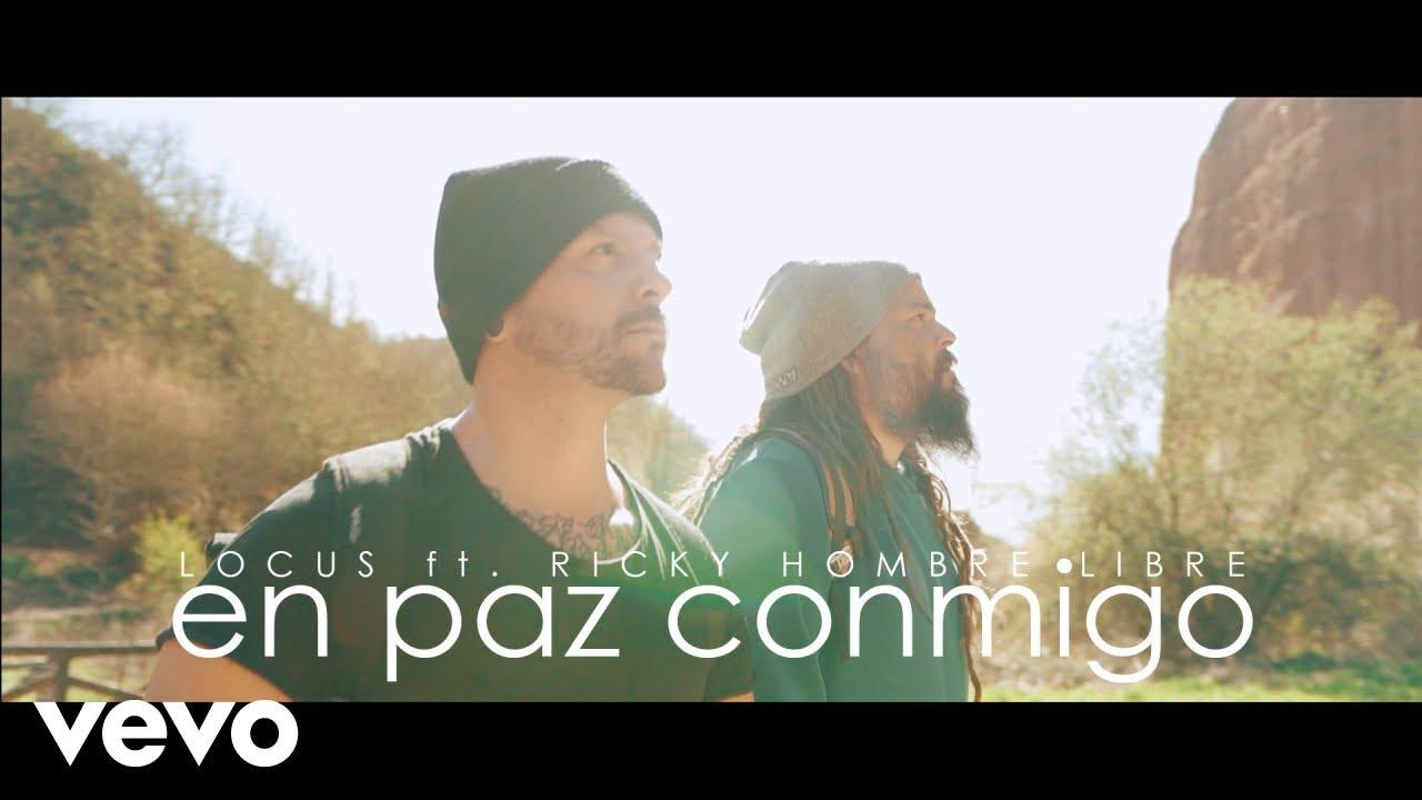 En Paz Conmigo es el nuevo tema de Locus ft. Ricky Hombre Libre
