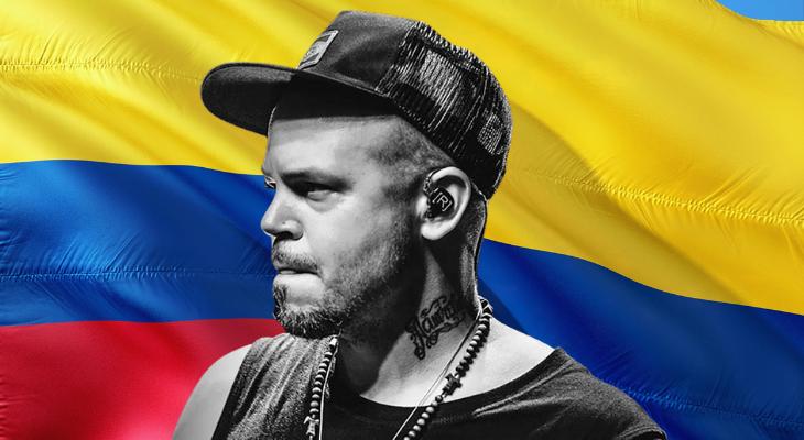 Residente apoya a Colombia con este vídeo