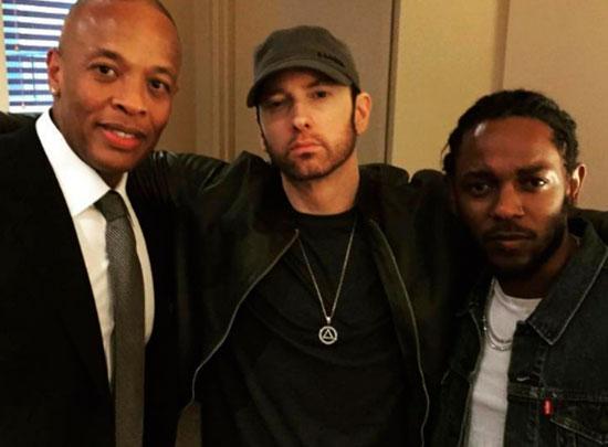 Eminem Dre Kendrick